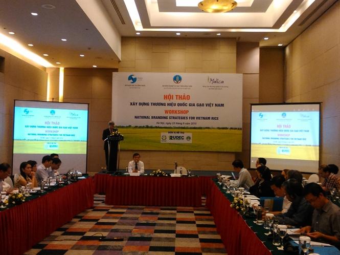 Đến năm 2030, gạo Việt Nam trở thành thương hiệu hàng đầu thế giới về chất lượng, an toàn thực phẩm